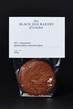 Black Isle Bakery - A London-based design studio working in the fields of art…