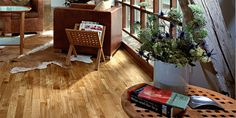 Kahrs Original, European Naturals - Eco-Friendly, Non-Toxic, Engineered, Hardwood, Floating - Green Building Supply