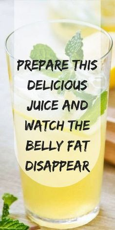 Ingredients: Lemon, Ginger, Cucumber, Mint. Find out about the preparation of this miraculous drink that burns belly fat!