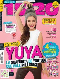Yuya por Mauricio Orozco para 15a20, México, septiembre 2014