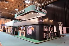 FujiFilm at the Photography Show