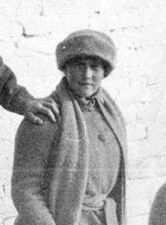 close-up Anastasia Nikolaevna 1917