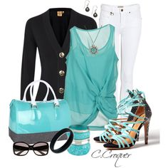 """""""Gabs Let's Go Out"""" by ccroquer on Polyvore"""