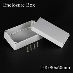 Instrument Parts & Accessories 158*90*60mm One In Three Out Wire Junction Box Connection Waterproof Ip66 Abs Plastic Box Use As Junction Enclosure Set Quality First Measurement & Analysis Instruments