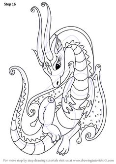 female dragon coloring pages for preschoolers – Coloring Point Make your world more colorful with free printable coloring pages from italks. Our free coloring pages for adults and kids. Animal Coloring Pages, Coloring Book Pages, Coloring Sheets, Dragon Coloring Page, Cute Dragons, Free Printable Coloring Pages, Free Printables, Printable Crafts, Mandala Coloring