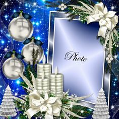 Christma Frames - 2010 December - Happy Holidays To All! Winter Christmas, All Things Christmas, Merry Christmas, Free Images For Blogs, Christmas Picture Frames, Framed Wallpaper, Frame Clipart, Flower Frame, Happy Holidays