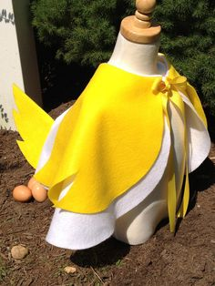 chicken costume is just to cute!