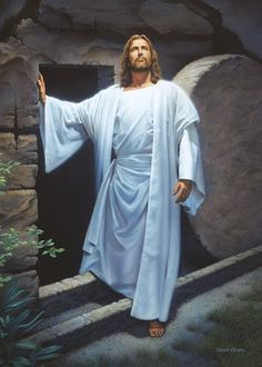 On this Easter morning, we celebrate the resurrection of Jesus and our salvation. But what did Jesus look like? The Real Face of Jesus could hold clues. Images Du Christ, Pictures Of Jesus Christ, Simon Dewey, Image Jesus, Temple Pictures, Lds Pictures, Church Pictures, Funny Pictures, Jesus Christus