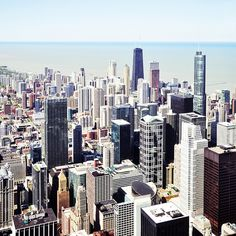 Chicago. I want to go there in 2013. And dance the night away. And eat pizza.
