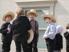 AMISH DISCOVERIES: Amish Boys #2