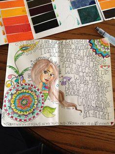 Art journal:020514 byLotus Vele
