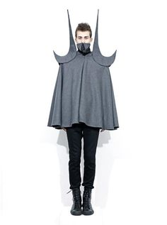 """Long Tran - AW 2013 Collection """"Anonimous"""""""
