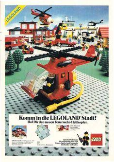 Lego City 1982