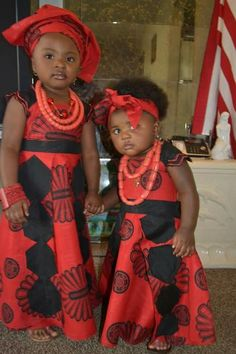adorable black queens in the making