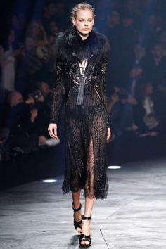 Roberto Cavalli Fall 2014 inspired G. Levin / Touch of Flame 3 http://fqoto.com/fqoto-aw2014-15-033-g.-levin--touch-of-flame-3.html