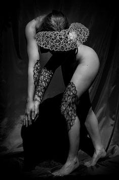 #Photography by @nikosono  #nikosono 's photographs have also been exhibited during the 20th anniversary of the Telstra Perth International Fashion Festival, last year in Australia. . #fashionphotographer #photography #polkamagazine #nyfashionweek #fashionphoto #runway #mode #voguemagazine #vogueparis #fashionweek #foret #bw_demand  Model : Alyssa