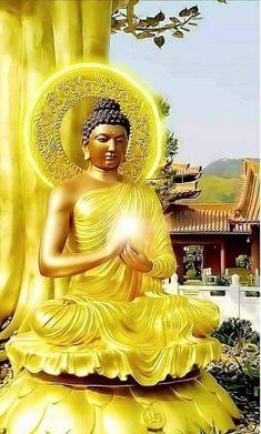 Buddha Buddhism, Buddha Art, Buddha Statue Home, Simbolos Do Reiki, Theravada Buddhism, Guan Yu, Buddha Decor, Buddha Sculpture, Tao Te Ching