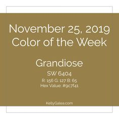 Forecast for the Week of November 25, 2019 - Through the Kaleidoscope with Kelly Galea