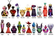 Disney Villain Perfume Collection