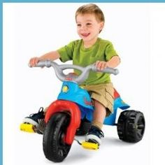 Kids Tricycle are great toys for young children because they provide a fun and more importantly a safe platform that helps them to play and explore...