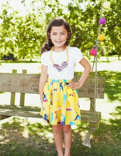 I've+spotted+this+@BodenClothing+Fun+Printed+Skirt. My daughter loves the puppy skirt!