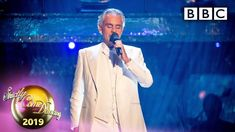 Andrea Bocelli and Strictly Pros perform 'Time To Say Goodbye' - Week 10 Results Chris Ramsey, Gorka Marquez, Eastenders Actresses, Bbc Strictly Come Dancing, Saffron Barker, Alex Scott, Professional Dancers, Saying Goodbye