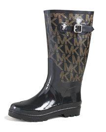 Rain Boots so cute