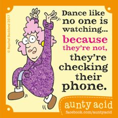 Aunty Acid for 6/28/2017