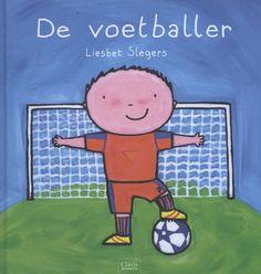 Liesbet Slegers - De voetballer (Beroepenreeks)