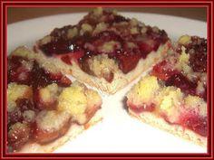 Kouzelná vařečka: Švestkový koláč Czech Recipes, Thing 1, Waffles, French Toast, Food And Drink, Baking, Breakfast, Cake, Fruit