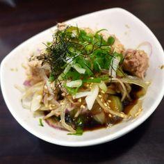 熱天吃魚肝醋太讚。#Fish liver mixed with vinegar & onions is a fabulous dish #Taiwan #food