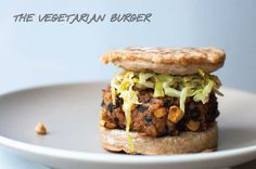 Black Bean, Corn, Farro Vegetarian Burger | 3 Ingredients / 3 Ways | Cook Smarts by Jess Dang