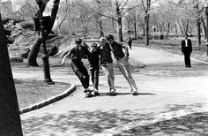 Skate em Nova Iorque, 1965