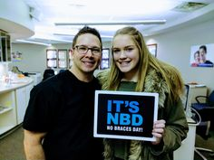 Check this GORGEOUS smile out!! Congratulations Olivia on getting your braces off and thanks for being a rockstar patient! #bracesfree #smile #confidence #smilesinc #orthodontics #saycheese