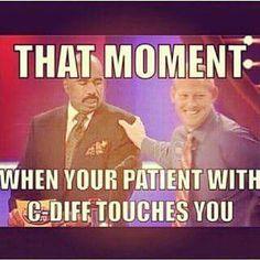 I know this moment. Thank heavens for PPE! Nurse Jokes, Cna Nurse, Nurse Life, Dental Jokes, Rn Humor, Medical Humor, Radiology Humor, Funny Medical, Nursing School Memes