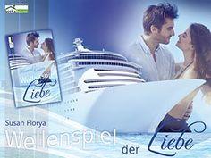 """""""Wellenspiel der Liebe - Mermaid Cruises 1"""" von Susan Florya ab September 2016 im bookshouse Verlag.  www.bookshouse.de/wallpapers/"""