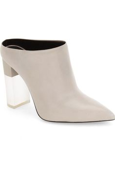 Pour la Victoire 'Capri' Pointy Toe Mule (Women) available at #Nordstrom