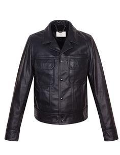 Firebird - Leather Jackets - Sandro-paris.com
