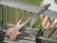 Moonshine Custom bass