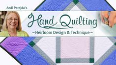 Hand Quilting Craftsy Class