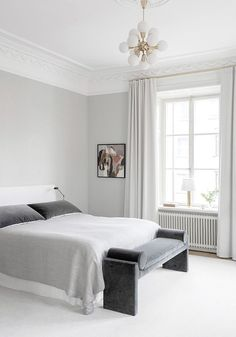 We rounded up eight gorgeous displays of black bedroom furniture. Get ready to take stylish shopping notes from these striking interiors.