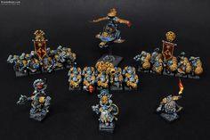CoolMiniOrNot - Dwarf Army by BloodyBeast.com