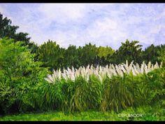 POSTALES BONAERENSES  MARIA LUISA PALOMO Vineyard, Herbs, Outdoor, Buenos Aires, Paintings, Art, Outdoors, Herb, Outdoor Games