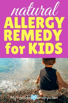 Remedies For Allergies Natural allergy relief for kids. Allergies are not fun. This remedy has helped my kids. It's always that time of the year somewhere! Be ready with these natural allergy remedies. Allergy Remedies For Kids, Natural Remedies For Allergies, Natural Home Remedies, Natural Treatment For Allergies, Asthma Remedies, Holistic Remedies, Health Remedies, Congestion Relief, Asthma Relief
