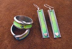 The Enamel Channel with Kieu Pham Gray Level: Beginner Technique: Assembly, Enameling, Mixed Materials
