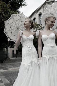 galia lahav #vestidos #novias #vintage