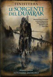 Finisterra fantasy - Copertina Le Sorgenti del Dumrak www.xomegap.net www.xomegap.net/finisterra