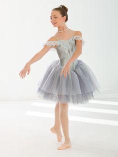 Winter Song - Style 0489 | Revolution Dancewear Ballet Dance Recital Costume