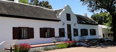 The of December is a historic day for the farm Plaisir de Merle, set on the scenic Simonsberg Mountains between Paarl and Franschhoek. Not only was the modern cellar completed on this day twenty y Cape Dutch, Dutch House, Lush Lawn, Wineries, Homesteading, Houses, History, Architecture, Building
