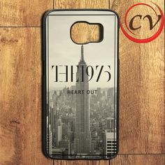 Music Cover Heart Out The 1975 Samsung Galaxy S6 Edge Plus Case